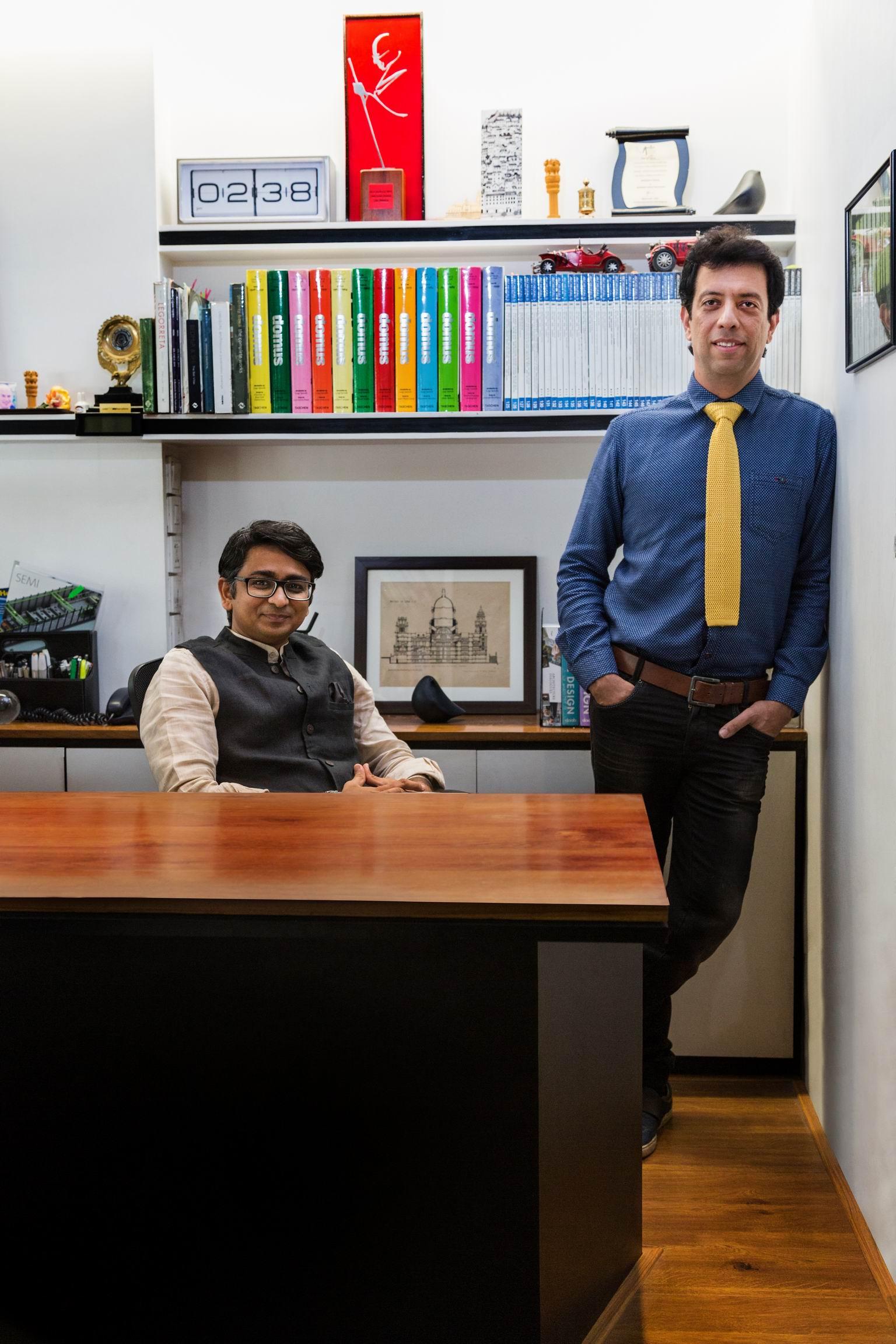 About Us – Krishnan Parvez Architects